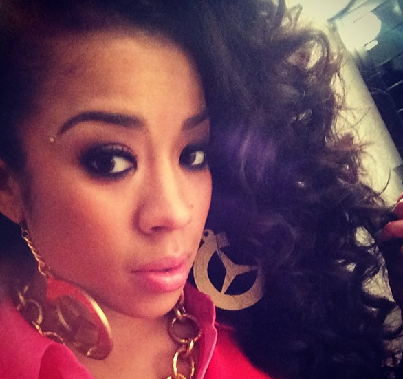 Keyshia-Cole-Celeb-Selfie-2014-The Jasmine Brand