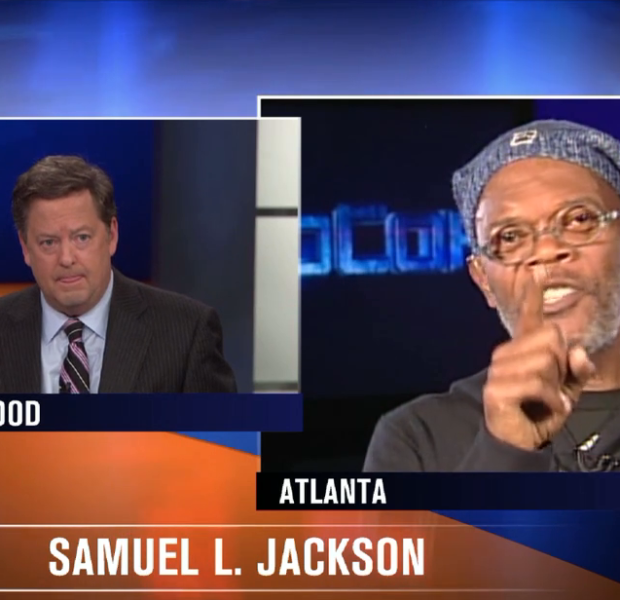 [WATCH] Samuel L. Jackson Blasts TV Reporter After Mistaking Him For Lawrence Fishburne: 'All black people don't look the same!'