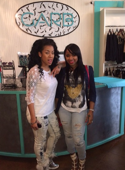 Keyshia-Cole-Toya-Wright-Garb-Boutique-2014-The Jasmine Brand