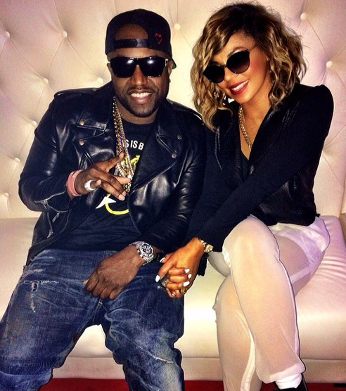 Ashanti New Boyfriend 2014