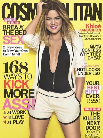 Khloe-Kardashian-Cosmopolitan-Magazine-The Jasmine Brand