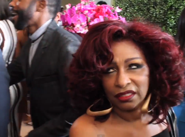 UPDATE: I Did NOT Call Beyonce A 'B***h', Chaka Khan Points Finger At Tabloids
