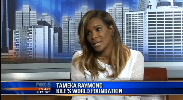 Tameka-Raymond-Talks-Atlanta-Exes-Kiles-World-Foundation- The Jasmine Brand