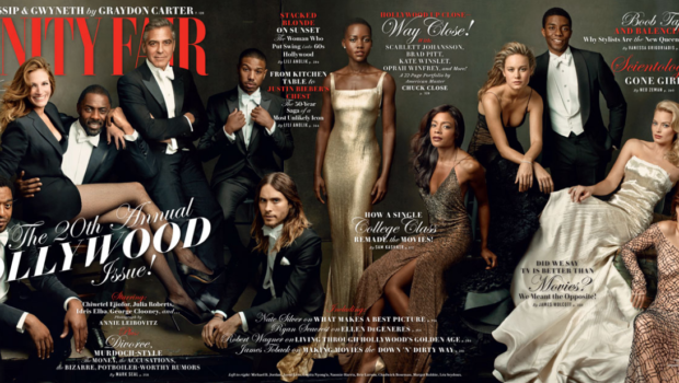 Idris Elba, Lupita Nyong'o, Michael B. Jordan Cover Vanity Fair's 'Hollywood' Issue