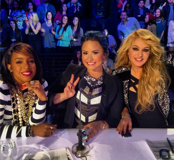 Pink Slip Problems: Fox Cancels 'The X Factor' With Simon Cowell, Kelly Rowland, Demi Lavato & Paulina Rubio