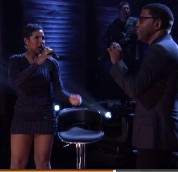 [VIDEO] Toni Braxton & Babyface Perform 'Hurt You' On Conan