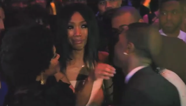 [VIDEO] Brandy's 35th Birthday Party Brings Tears, Dancing & A Soulful Gospel Performance