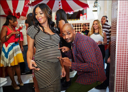 Vanessa Simmons & Mike Wayans Welcome Baby Girl: Ava Marie Jean Wayans