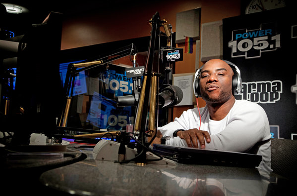 [EXCLUSIVE] Charlamagne Tha God On: The Breakfast Club, New TV Show + What He Misses Most About Wendy Williams