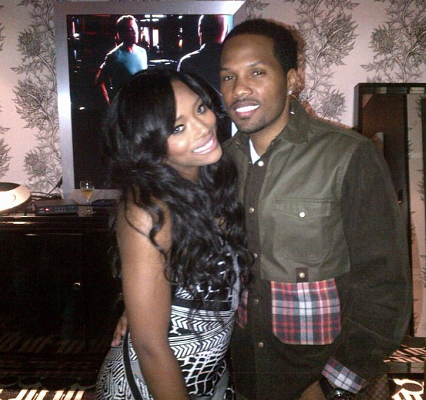 Love Hip Hop's Yandy Smith Downplays Reports Of Fiance Mandeeces Released From Prison