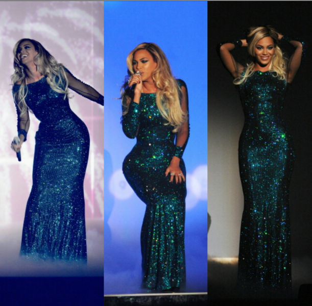[VIDEO] Beyoncé Performs 'XO' At The BRIT Awards