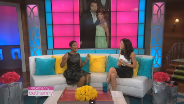 [WATCH] Toni Braxton On: Catty Sister Fights, V*gina Advice + Divorcing Like A Couple