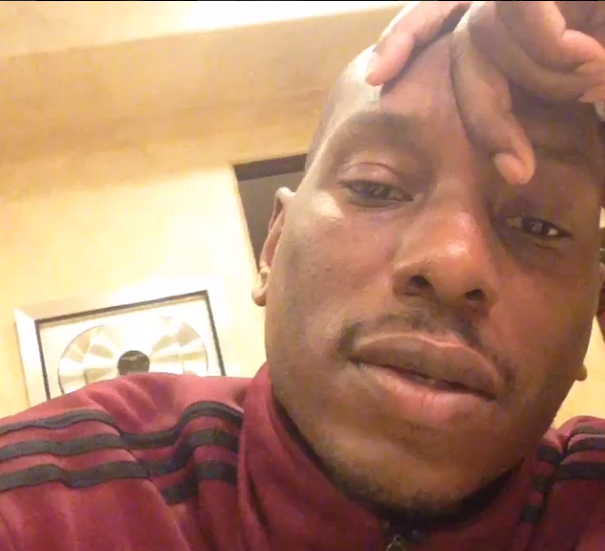 Tyrese Begs Talks Show Host For Forgiveness After Missing Appearance