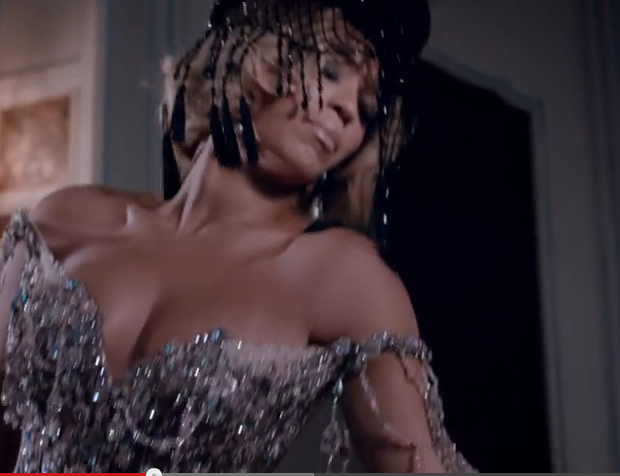 Beyoncé Releases Official 'Partition' Video