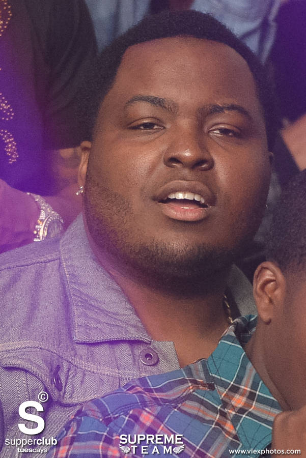 Sean Kingston-hollywood supper club-the jasmine brand