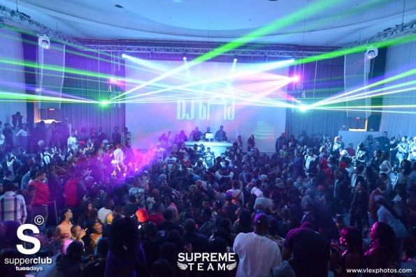 Supperclub-environment-the jasmine brand