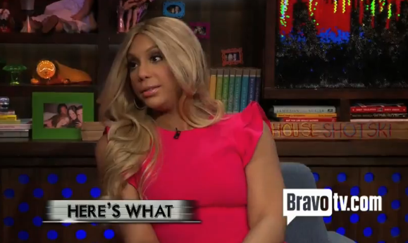 Tamar Braxton Throws More Shade At Towanda & Kordell Stewart: 'My Sister Is Still Married!'