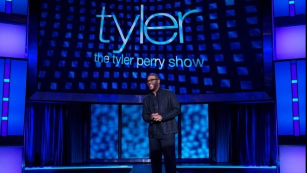 [VIDEO] Tyler Perry Debuts New Talk Show