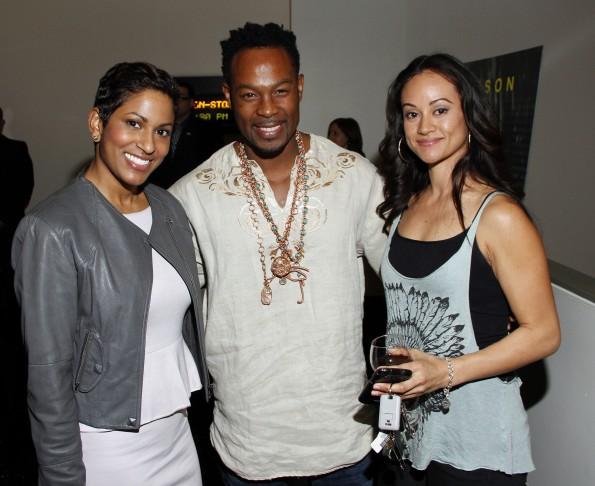 Universal Pictures Screening of NON-STOP Hosted by Hip Hop Hollywood's Kevin Frazier