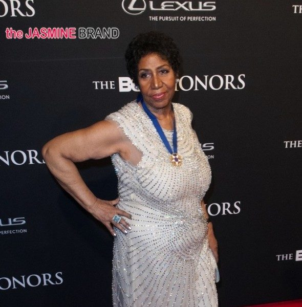 Aretha Franklin Selected Lead Role For Her Biopic: I'm happy with her.