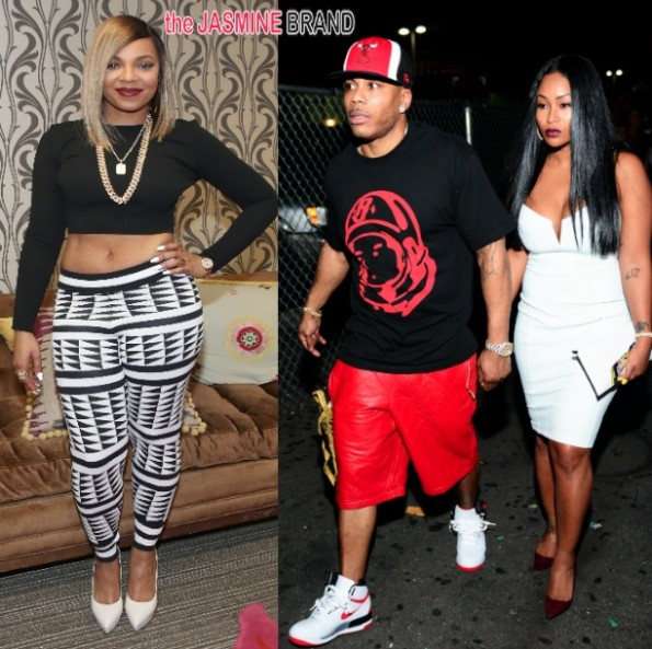 ashanti-address rumors of reconciling with nelly-the jasmine brand