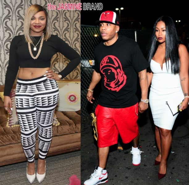 [VIDEO] Ashanti Visits 106 & Park, Ducks Questions About Reconciling With Ex-Boyfriend Nelly