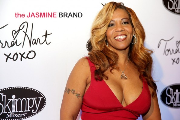 atlanta exes-sheree buchanan-torrei hart skimpy mixer launch-the jasmine brand