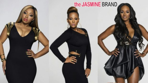 Meet Basketball Wives LA's New Cast Members: Sundy Carter, Brittish Williams, and Brandi Maxiell