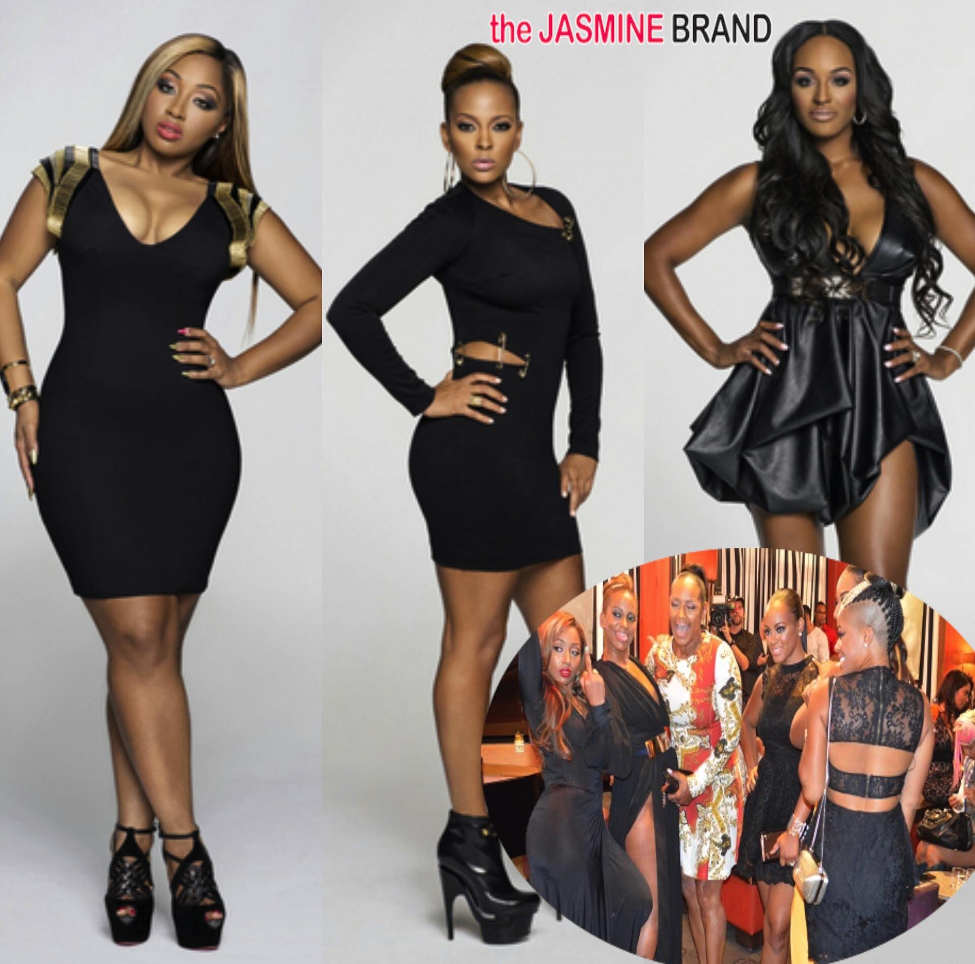 Meet Basketball Wives La S New Cast Members Sundy Carter Brittish Williams And Brandi Maxiell Thejasminebrand