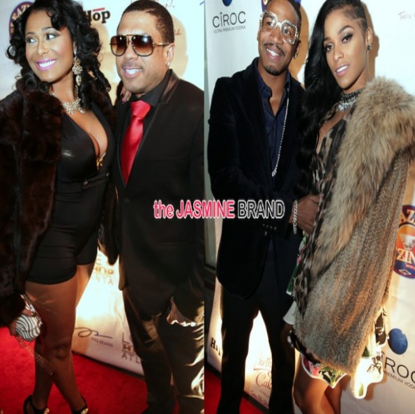 benzino-stevie j-open new restaurant-love and hip hop atlanta 2014-the jasmine brand