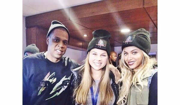 Celebrity Super Bowl Fun: Beyoncé, Jay Z, Jamie Foxx & More