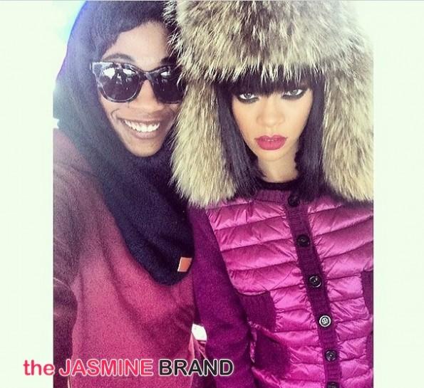 bff selfie-rihanna-aspin 26th birthday 2014-the jasmine brand