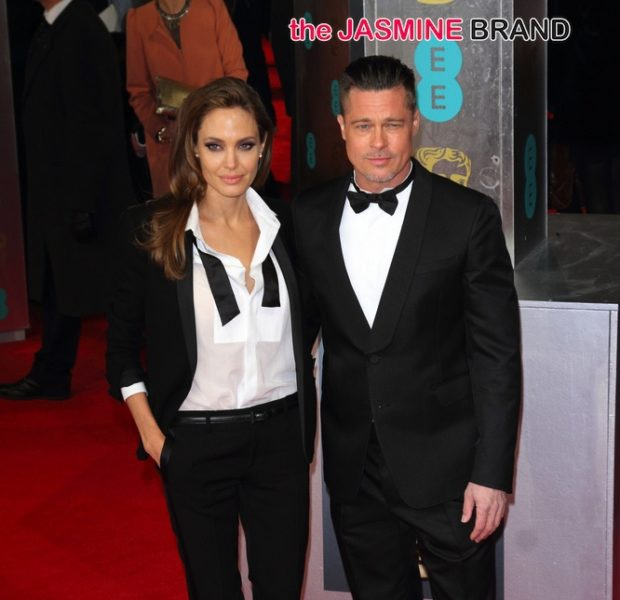 Brad Pitt & Angelina Jolie Both Release Statements, Saying This About Their Divorce (UPDATE)