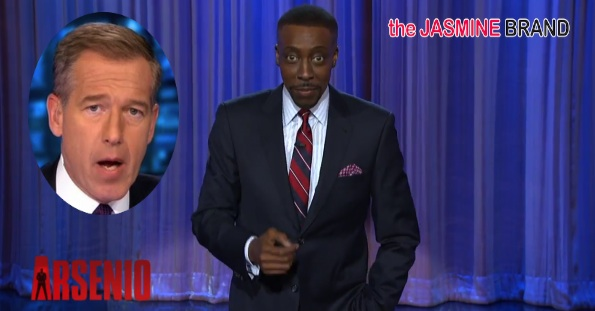 [WATCH] Was It Necessary For Brian Williams to Publicly Apologize to Arsenio?