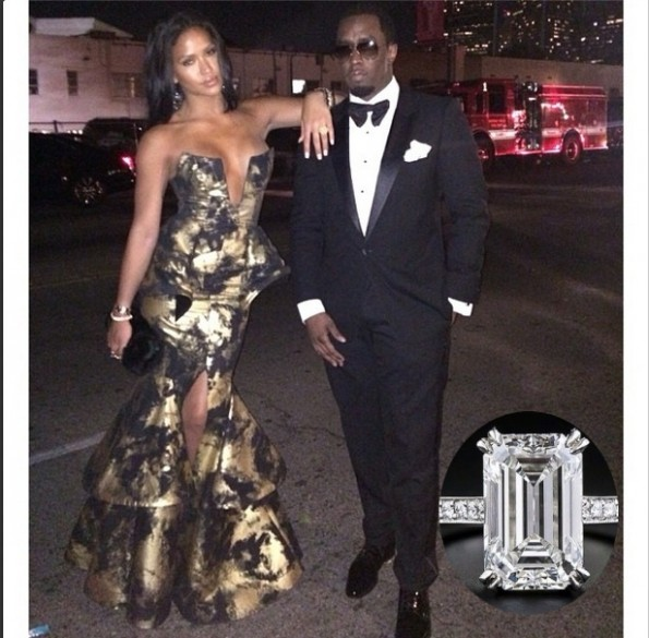 cassie and diddy engaged-the jasmine brand