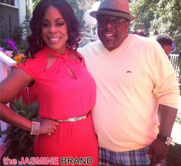 cedrick the entertainer-niecy nash-gospel brunch-birthday party 2014-the jasmine brand