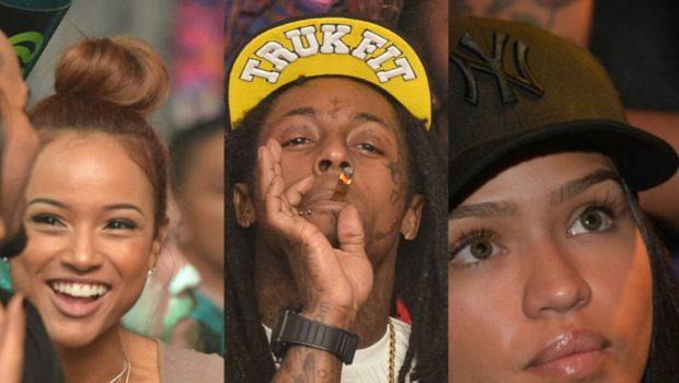 Club Stalking: Karrueche Tran, Lil Wayne & Wiz Khalifa Party in Hollywood + Diddy & Cassie Club Hop in Atl