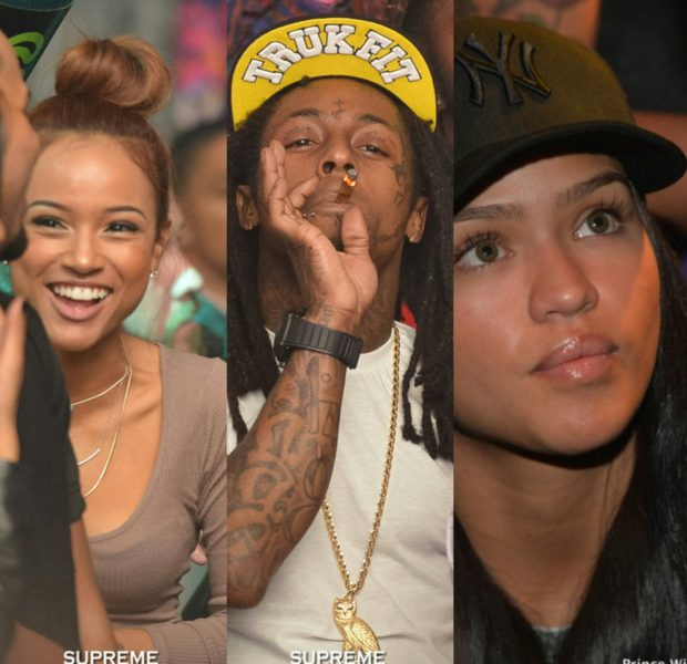 Club Stalking: Karrueche Tran, Lil Wayne & Wiz Khalifa Party in Hollywood + Diddy & Cassie Club Hop in Atl