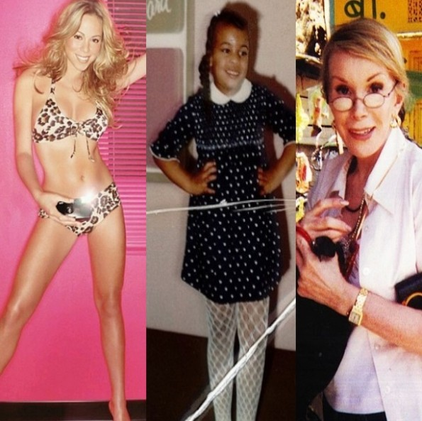 celebrity throwback photos-the jasmine brand