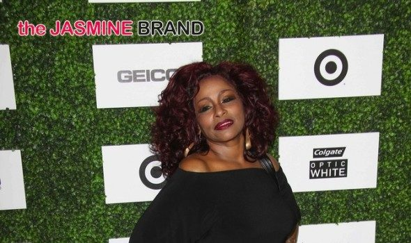 Chaka Khan Released From Rehab