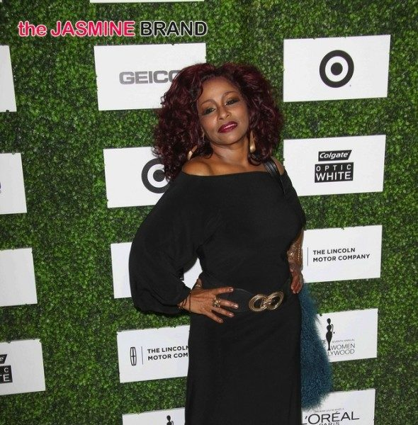 Chaka Khan Launches Indie Record Label