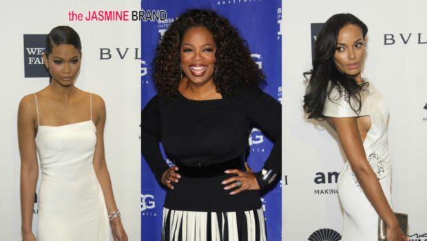 Oprah Winfrey Attends Santa Barbara Film Festival, Selita Ebanks & Chanel Iman Hit AmfAR Gala