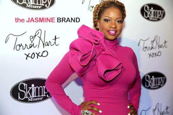 christina johnson mid-torrei hart skimpy mixer-atlanta exes 2014-the jasmine brand