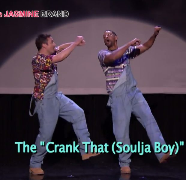 [WATCH] Will Smith & Jimmy Fallon Team Up For Hip Hop Dance Duo on The Tonight Show