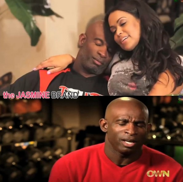 deion sanders-tracey edmonds-new reality show-deions playbook-the jasmine brand