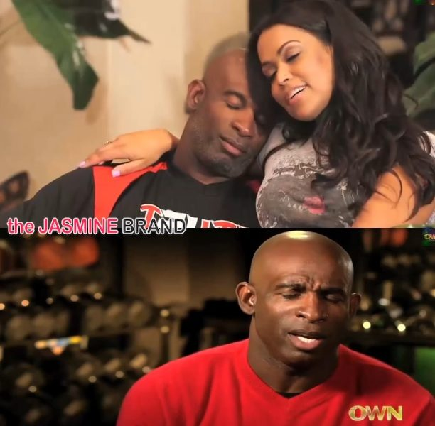 [Teaser] Deion Sanders, Tracey Edmonds Contemplate Marriage In New Reality Show
