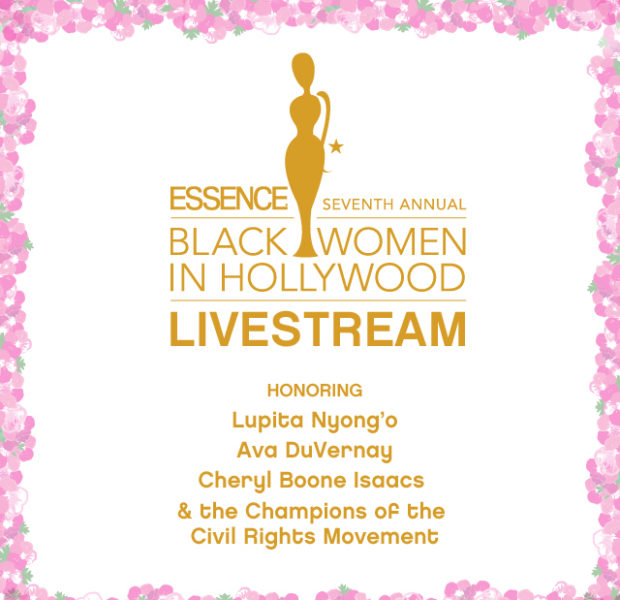 [WATCH LIVE] 7th Annual ESSENCE Women in Hollywood Red Carpet