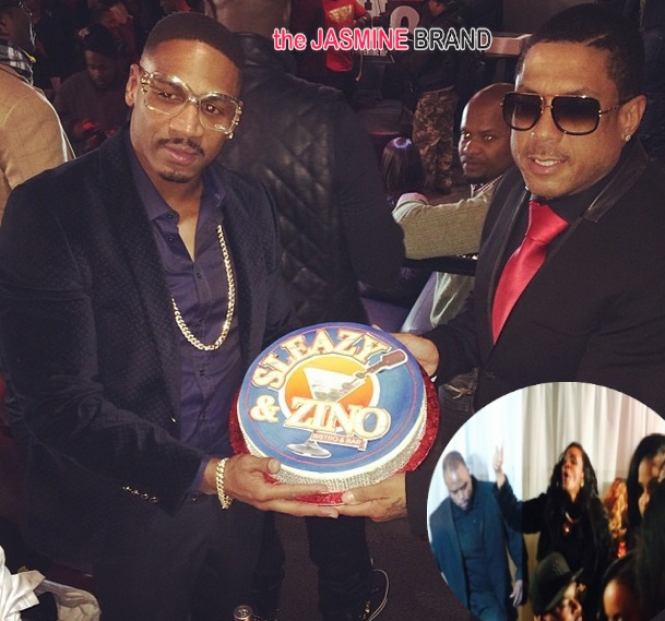 [VIDEO] Brawl Breaks Out With Love & Hip Hop Atlanta Cast + Benzino Proposes To New Girlfriend