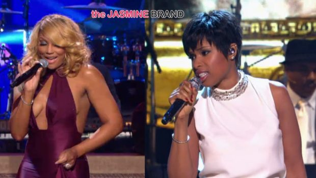 [WATCH] Tamar Braxton & Jennifer Hudson Honor Aretha Franklin and Diana Ross For 'BET Honors' Performance