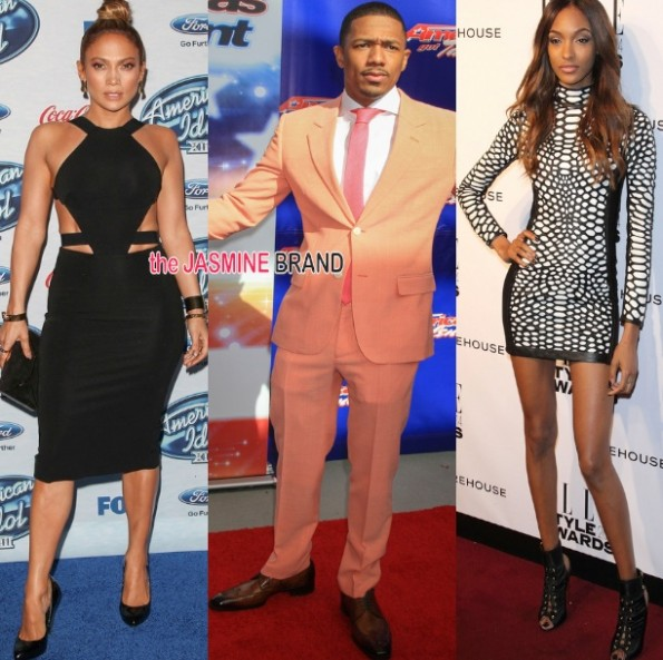 jlo-american idol-nick cannon americas got talent-jourdan dunn-elle style awards 2014-the jasmine brand